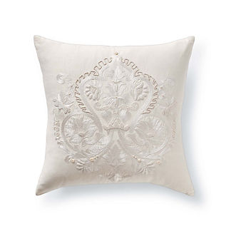 Imogen Embroidered Decorative Pillow