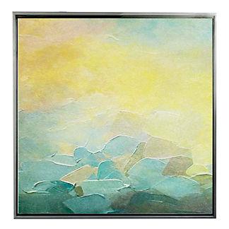 Warming Light Framed Outdoor Canvas