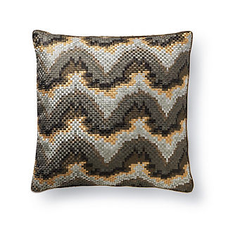 Copa Mosaic Decorative Pillow