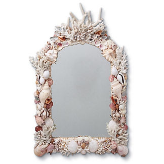 Captiva Shell Mirror