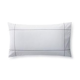 Statuario Windowpane Pillow Sham