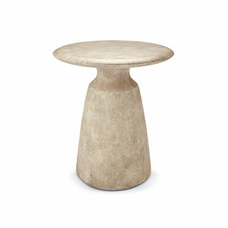 Seville Faux Stone Chat Table
