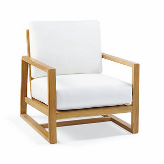 Harbor Lounge Chair with Cushions