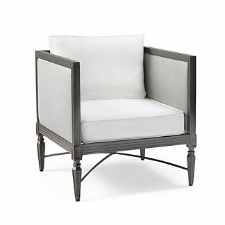 Avalon Lounge Chair with Cushions, Special Order