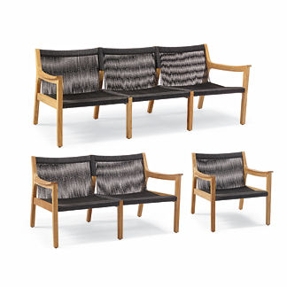 Avoca 3-pc. Sofa Set