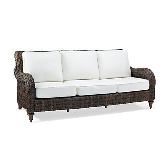Havana Sofa with Cushions, Special Order