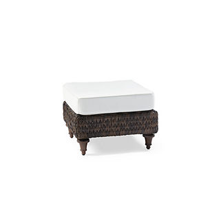 Havana Ottoman with Cushion, Special Order