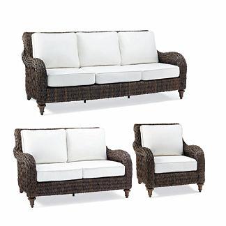 Havana 3-pc. Sofa Set