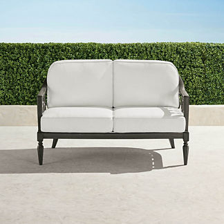 Avery Loveseat with Cushions, Special Order