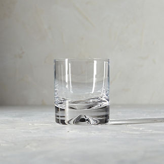 Dartington Dimple Whiskey Glasses, Set of Two