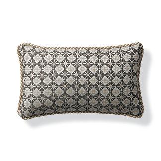 Ambon Earth Outdoor Lumbar Pillow