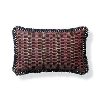 Sayulita Twilight Outdoor Lumbar Pillow