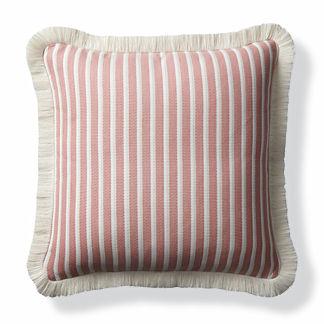 Elante Stripe Petal Outdoor Pillow