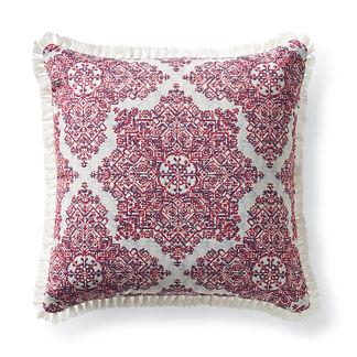 Kenzi Fuchsia Outdoor Pillow