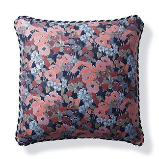 Primrose Field Petal Outdoor Pillow