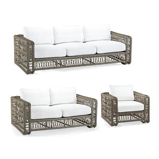 Meridian 3-pc. Sofa Set