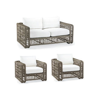 Meridian 3-pc. Loveseat Set