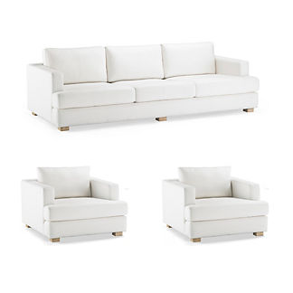 Rhoan 3-pc. Sofa Set