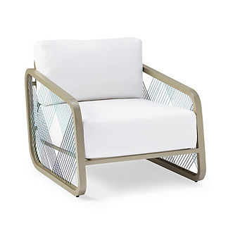 Veracruz Lounge Chair with Cushions by Porta Forma, Special Order