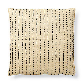 Cloves Embroidered Decorative Pillow