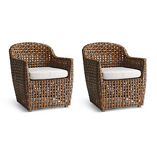 Ottavio Set of Two Dining Chairs by Porta Forma
