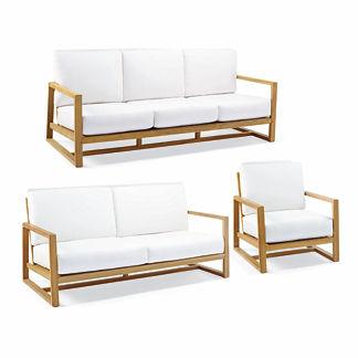 Harbor 3-pc. Sofa Set