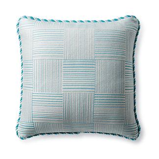 Chatham Check Aruba Outdoor Pillow