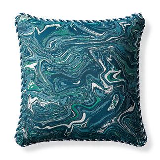 Gem Tide Outdoor Pillow