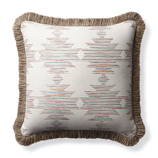 Marana Diamond Petal Outdoor Pillow