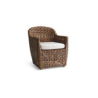 Ottavio Dining Chair Cushion by Porta Forma, Special Order
