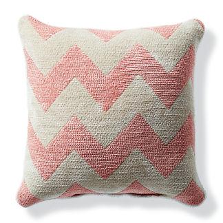 Harper Chevron Petal Outdoor Pillow
