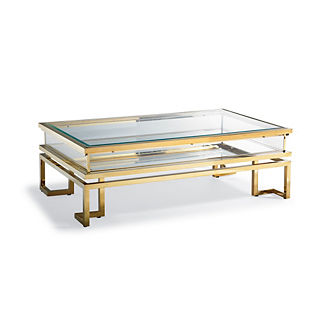 Palmer Sliding Rectangular Coffee Table