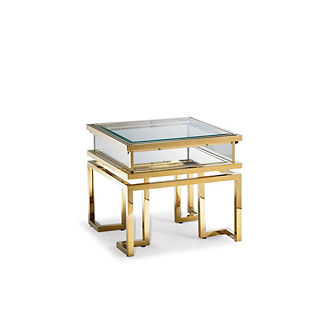 Palmer Sliding Side Table