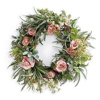 The Rose Garden Wreath