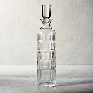 Vendome Whiskey Decanter by Porta Forma