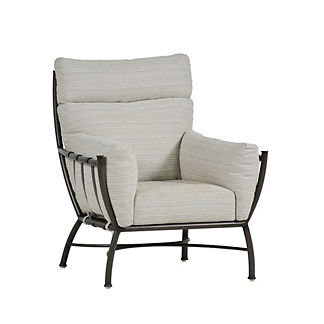 Majorca Lounge Chair with Cushions by Summer Classics