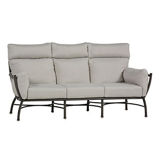 Majorca Sofa with Cushions by Summer Classics
