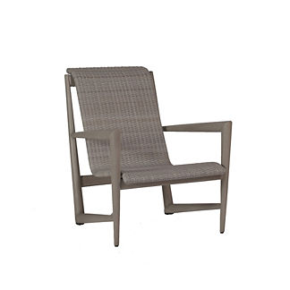 Wind Lounge Chair with Cushions by Summer Classics