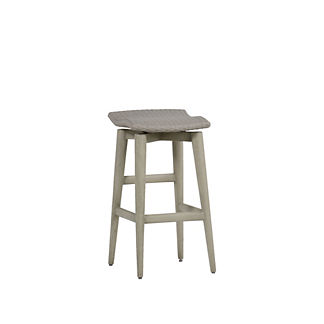 Wind Backless Bar Stool with Cushion by Summer Classics