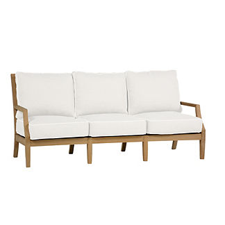 Haley Sofa with Cushion by Summer Classics