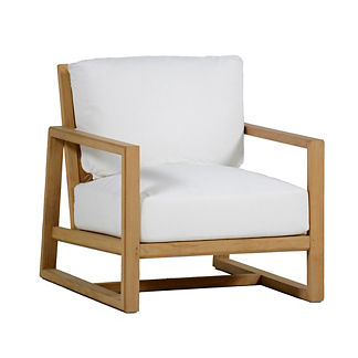 Avondale Lounge Chair with Cushions by Summer Classics