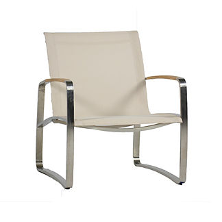 Delray Lounge Chair by Summer Classics