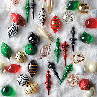 Hadley Place 60-piece Ornament Collection