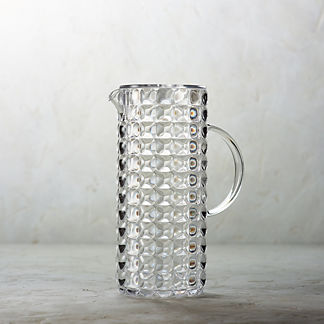 Tiffany Acrylic Pitcher