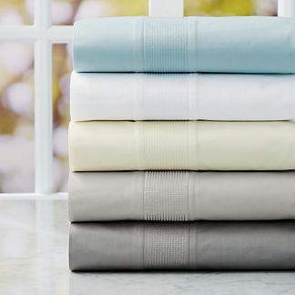 Resort Egyptian Cotton Channeled Sheet Set
