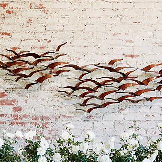 Soaring Birds Wall Art