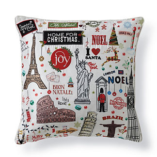 Home for the Holidays Pillow