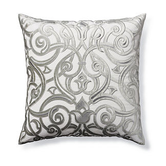 Tessara Linen Square Decorative Pillow