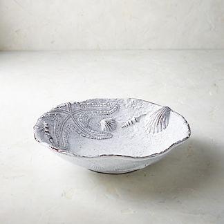 Arte Italica Marina Serving Bowl