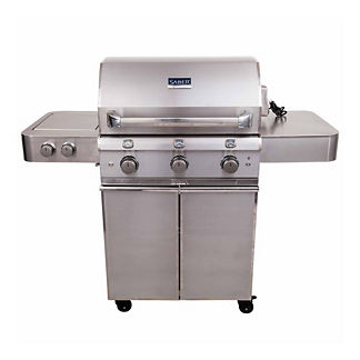 SABER 1500 Elite 3-Burner Gas Grill
